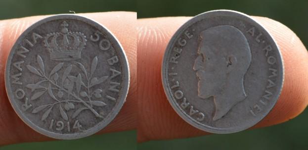 50 bani 1914 (Large)