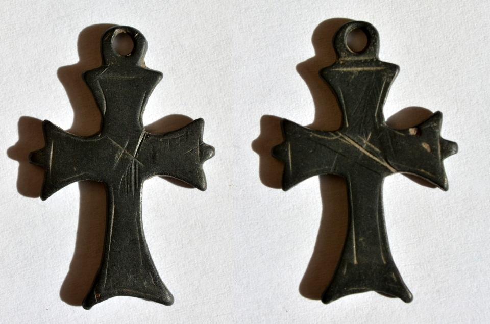 cruce medievala