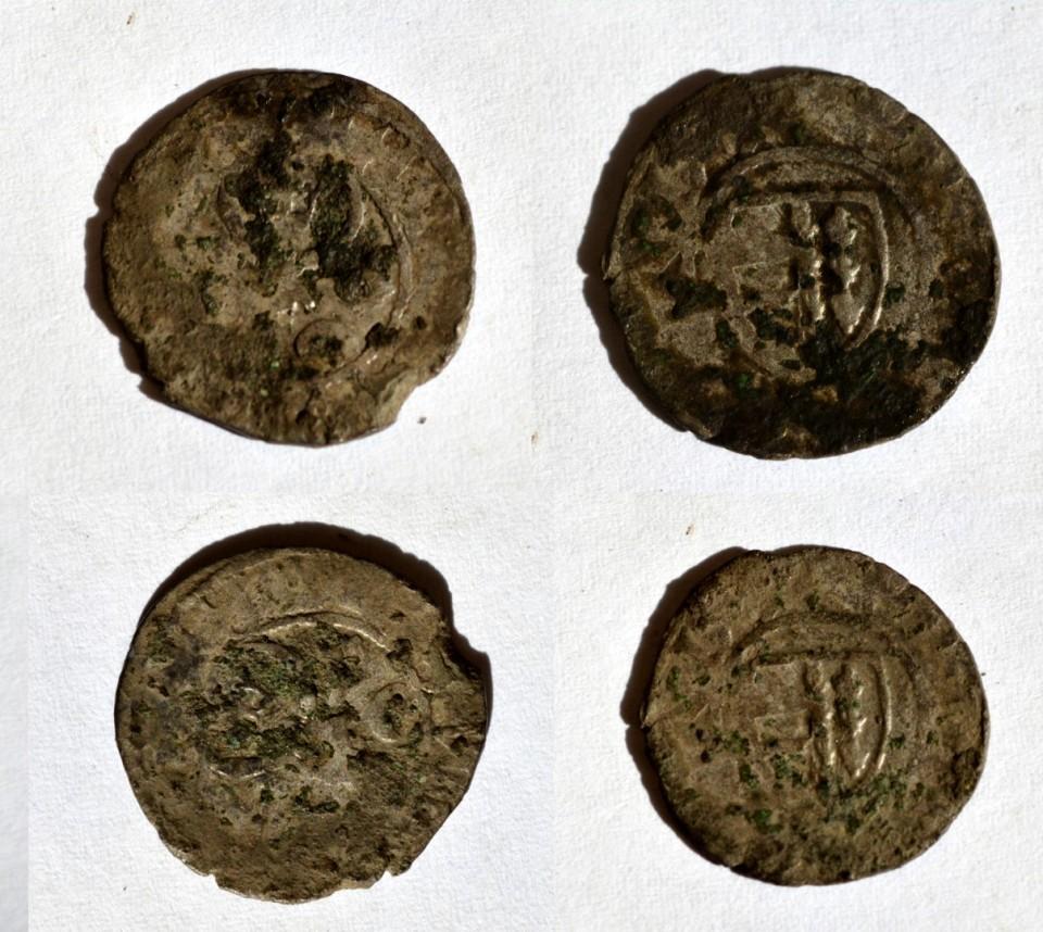 Moneda medievala un gros