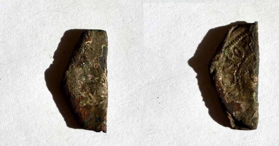 moneda medievala argintata 1 gros