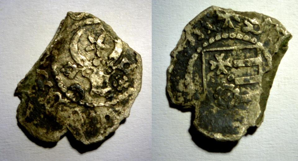 Datare: 1457 - 1504, groş (groat)! Perioada: Ștefan al III-lea (Ștefan cel Mare), al 30-lea Domnitor al Moldovei, domnie: 1457 - 2 VII 1504!